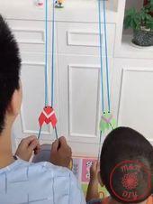 Diy Papierspielzeug für Kinder   – God's Club – crafts