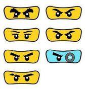Bildergebnis Fur Ninjago Augen Vorlage Augen Bildergebnis