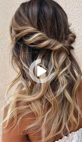43 gorgeous hairstyles that are perfect for a rustic wedding – 43 gorgeous