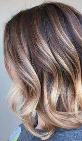 54 Creme blonde Haarfarbe Ideen für kurze Frisuren im Frühjahr 2019