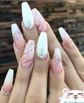 #FARBEN #Nagel # schön # süß süße Farben – schöne Nägel – #Farben # nähen …   – nagel