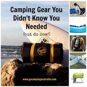 7 articles de matériel de camping que vous ne saviez même pas que vous vouliez (mais que vous connaissez maintenant)   – Camping
