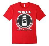 Salz – Salz und Pfeffer, die T-STÜCK T-Shirt zusammenbringen   – Products