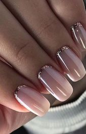 58 Most Gorgeous and Cute ♥ Light Nails Ideas for Winter and Spring Life – Page 30 of 60