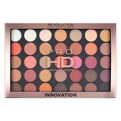 Makeup Revolution Pro HD-Palette verstärkt 35 Innovation   – Best n affordable Cosmetics