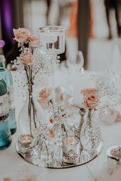 Wir alle lieben Kupfer und auch im Sommer gibt es eurer Hochzeit einen edlen Tou