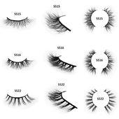 Private Label Real Mink Lash Natural Soft Band Eyelashes 12-15mm Mink Eyelash Ve…