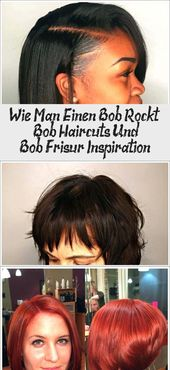 Wie Man Einen Bob Rockt – Bob Haircuts Und Bob Frisur Inspiration