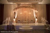 34+ New Ideas Wedding Reception Stage Decorations Indian