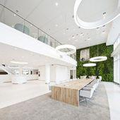 salle de réunion #commercialandofficearchitecture #commercial #and #office #arc…