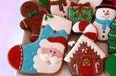 Maravillosa decoración de galletas navideñas   – Cookies