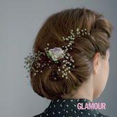OKTOBERFEST-FRISUREN Tutorial: Eingedrehte Hochsteckfrisur mit Haarband – Haar ideen