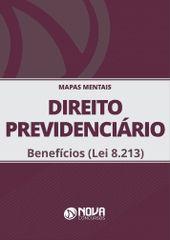 Mapas Mentais Direito Previdenciario Beneficios Lei 8 213 Pdf