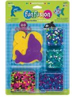 Perler Beads Ocean Buddies Fused Bead Kit
