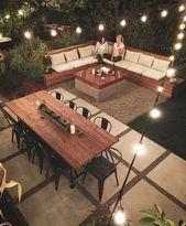 49+ Prächtige Hinterhof-Design-Ideen für Ihren Garten – Beste Gartengestaltung