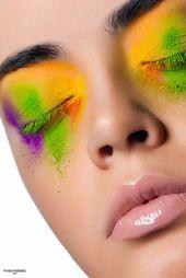 Make-up Inspiration   – Eye make up FUN!