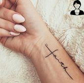 81 Small Meaningful Tattoos for Women Permanent and Temporary Tattoo Designs – #Designs #Meaningful #Permanent #Small #TATTOO