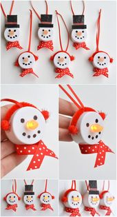 DIY Christmas Crafts Concepts That Are Straightforward To Make