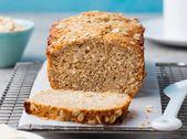 Dieses Brot ist gesund, kohlenhydratarm, saulecker und macht satt