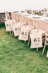43 Gastgeschenke für Ihre Hochzeitsgäste – charmante Aufmerksamkeiten zur Erinnerung