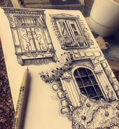 Sketbook Drawing - 75 Picture Ideas #drawings #art