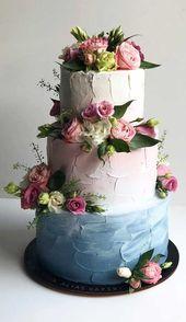 Die schönsten und einzigartigsten Hochzeitstorten, die wir je gesehen haben   – E&N Wedding
