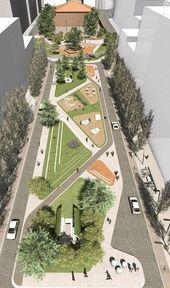 Urbane Landwirtschaft Landschaftsarchitektur #Landwirtschaft #Architektur #Lands…