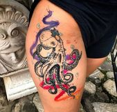 Octopus Tattoos,  #Octopus #octopustattooguys #tattoos