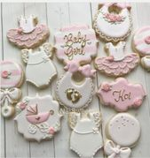 48 Ideas For Baby Shower Cookies For Girl Bunny – Baby Blossom