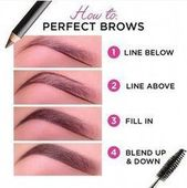 How To Do Eyebrows Makeup | Eyebrow Design | Best …