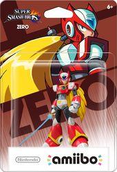 Megaman X Zero Amiibo Box Art Mockup By Darkssjshinji On Deviantart Amiibo Nintendo Super Smash Bros Nintendo Amiibo