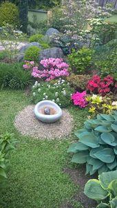 Pflanzung und Mosaike: ausgefallener Garten von Neues Gartendesign by Wentzel  #…