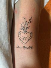Tattoosrpüche Ideen Frauen #tattotrends #pinteres…