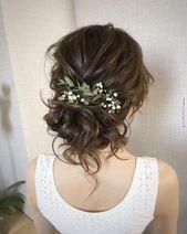 30 Stunning Wedding Hairstyles Ideas in 2019