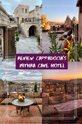 Review: Cappadocia's Mithra Cave Hotel | One Girl, Whole World