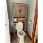 Better Homes And Gardens Over The Toilet Bathroom Space Saver