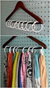 How Do You Store Scarves Scarf Organization Best Closet