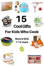 15 beste Geschenke für junge Köche hat tolle Geschenkideen für die angehenden Köche in Ihrer … – Holiday Gift Guides