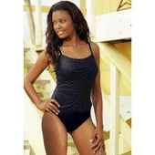 Große Größen: Lascana Badeanzug, schwarz-weiß, Gr.42 Lascanalascana – Products