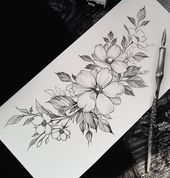 200 fotos de tatuajes femeninos en el brazo para inspirarte – Fotos y tatuajes #flowertattoos   – Flower Tattoo Designs
