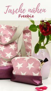Tasche MaryJo – kostenlose Nähanleitung zum Download