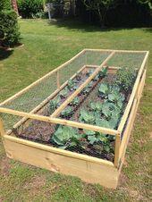 Kreative umstrukturierte Hinterhof-Gartenziele Schauen Sie sich an   – Garden Design