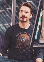 Tony Stark-in The Avengers
