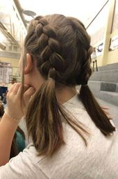 47 Pretty Braids and Braided Hairstyles that are really awesome, braids hairstyl…