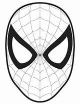 Spiderman Face Template Cliparts Co Spiderman Pumpkin Stencil Spiderman Coloring Spiderman Pumpkin
