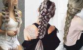Super einfache lange Zöpfe Frisuren, die Sie lieben werden