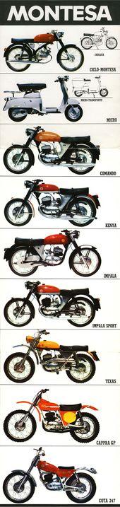 58 Spanish Bikes Ideas Motorcycle Vintage Motorcycles Bike