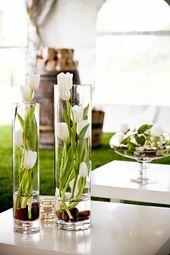 L' artwork floral moderne – jolis preparations de fleurs fraîches – Archzine.fr