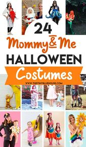 24 Genius Mommy And Me Halloween Costumes