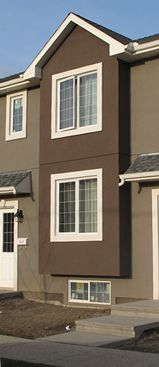 Light Brown Color For Pillars   Exterior Plaster/stucco | Home Improvements  I WILL DO | Pinterest | Lights, House Colors And Exterior Paint Colors